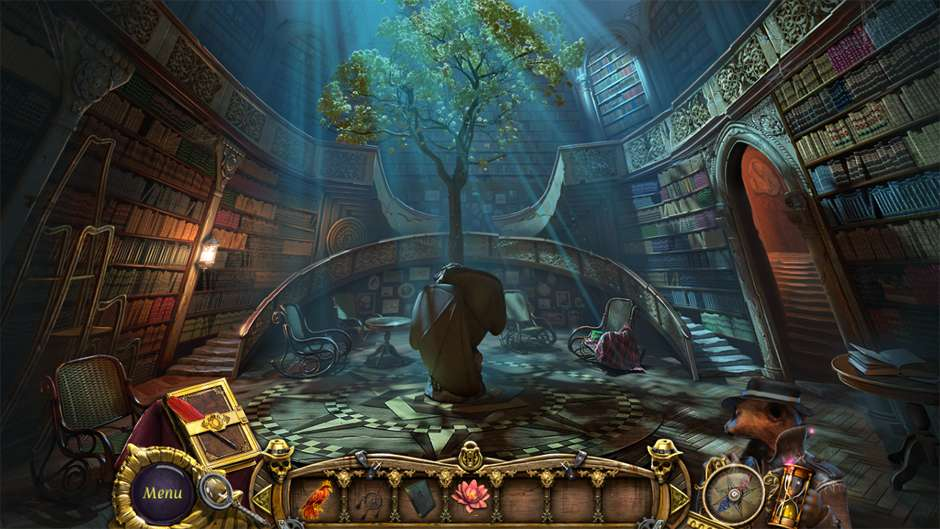 Photo Collection Magical Library Mystical Hd