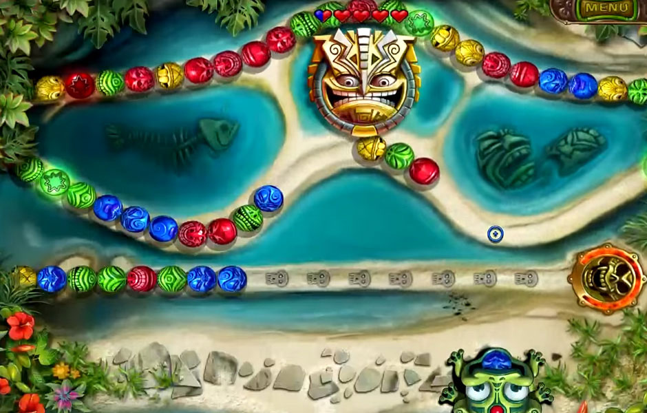 Zuma revenge is the sequel of the famous online game of the same name published by Popcap which popularized the style and resulted in many variations This official version of Zuma Revenge online is still effective and will delight all fans of the genre Note that you can play Zumas Revenge full screen and you can also get the full version for download