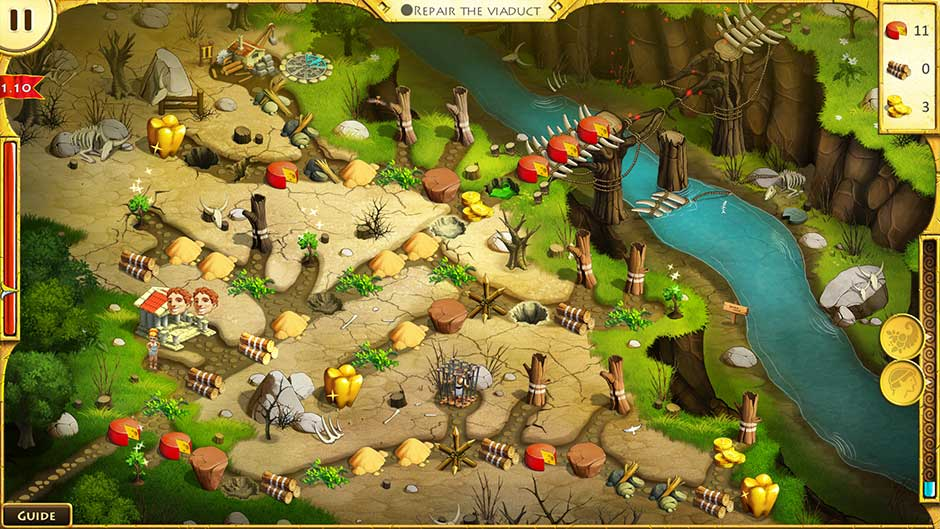 12 Labours of Hercules IV - Mother Nature - 1.10