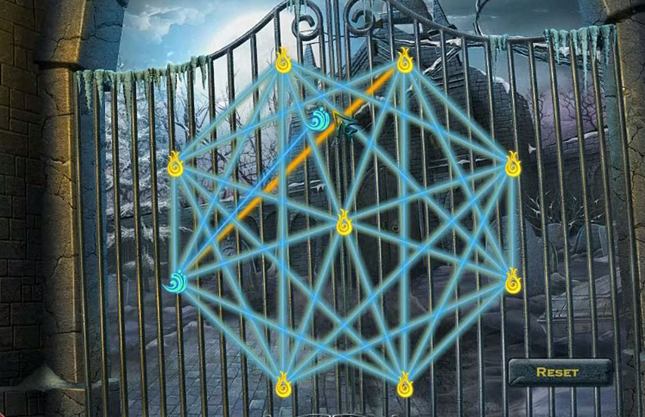 9 – The Dark Side of Notre Dame - Gates Puzzle Solution