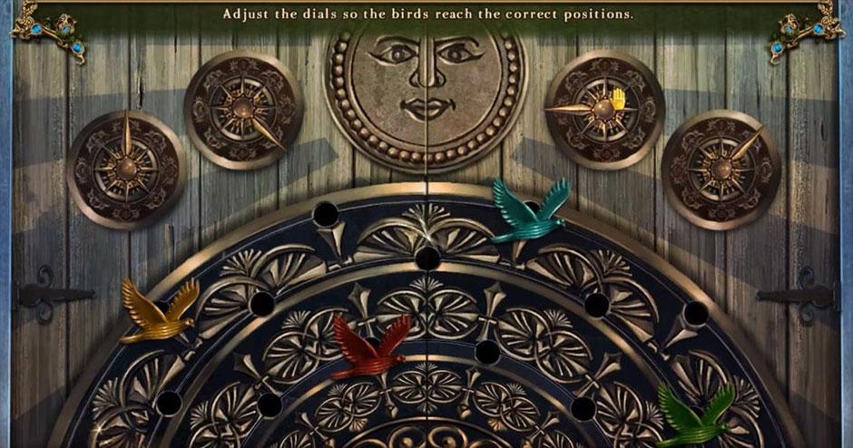 Awakening - The Skyward Castle - Bird Solution