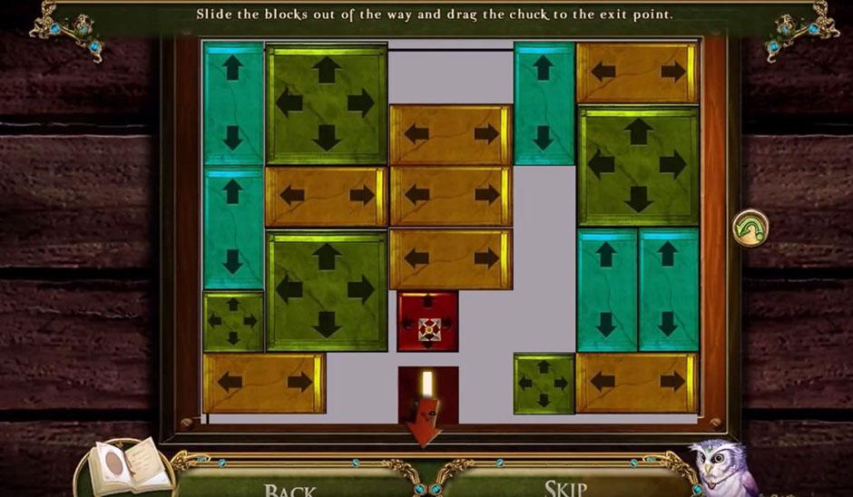 Awakening - The Skyward Castle - Blocks Puzzle