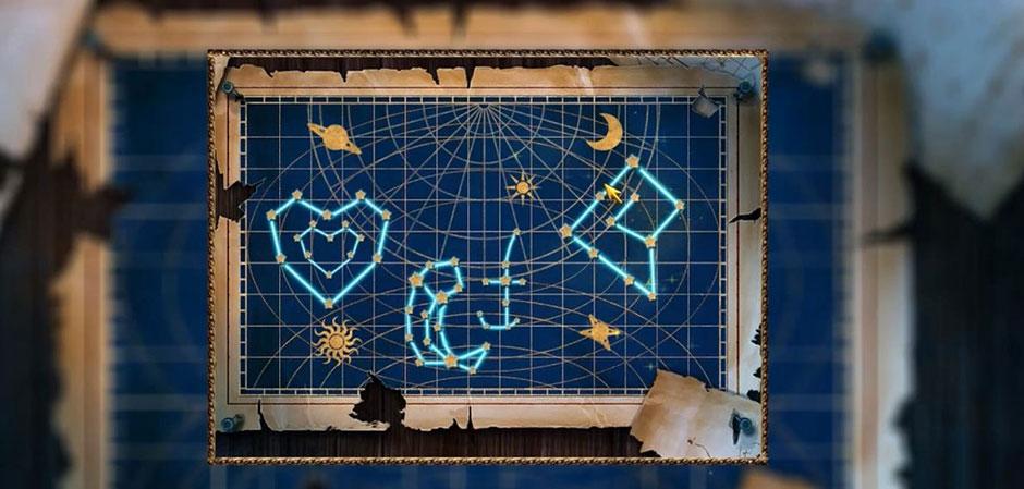 Awakening - The Skyward Castle - Constellation Solution