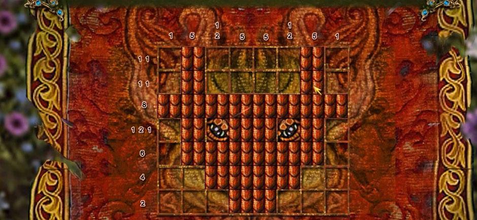 Awakening - The Skyward Castle - Dragon Tapestry