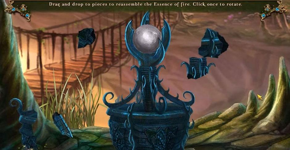 Awakening - The Skyward Castle - Essence of Fire Solution