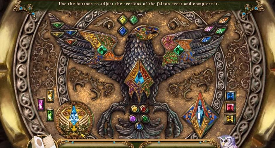 Awakening - The Skyward Castle - Falcon Crest Solution