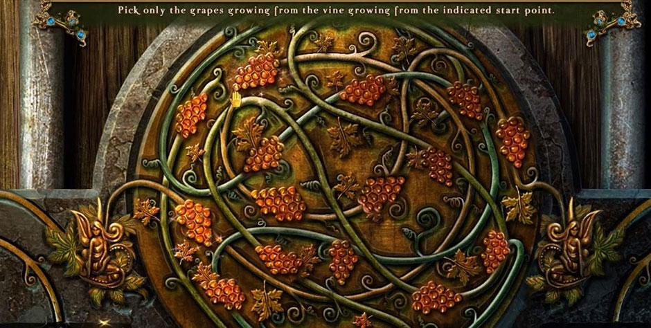Awakening - The Skyward Castle - Grapes Solution