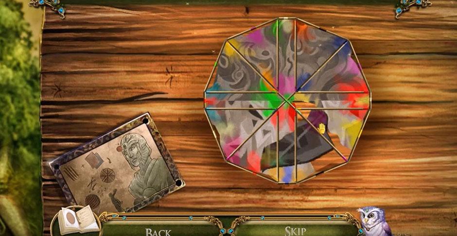 Awakening - The Skyward Castle - Latern Puzzle Solution