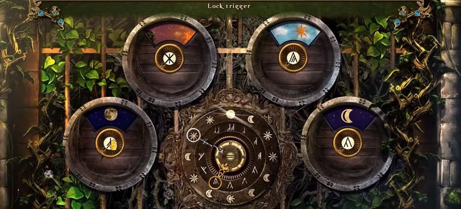 Awakening - The Skyward Castle - Lock Trigger Solution