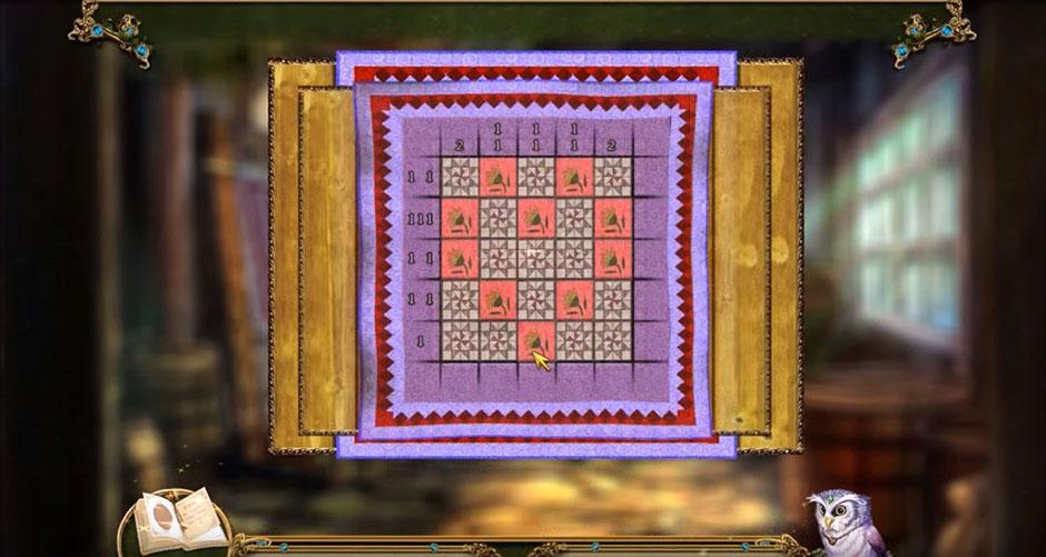 Awakening - The Skyward Castle - Magic Quilt Solution