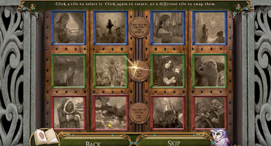 Awakening - The Skyward Castle - Puzzle Story Solution