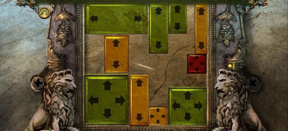 Awakening - The Skyward Castle - Slider Puzzle Solution