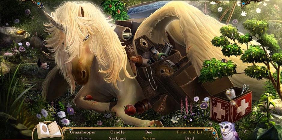 Awakening - The Skyward Castle - Unicorn