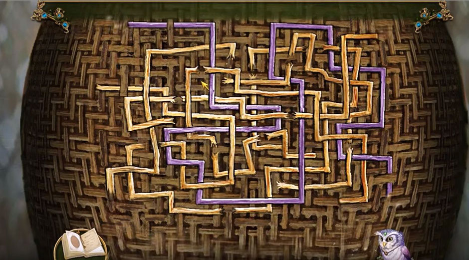 Awakening - The Skyward Castle - Weave Puzzle Solution