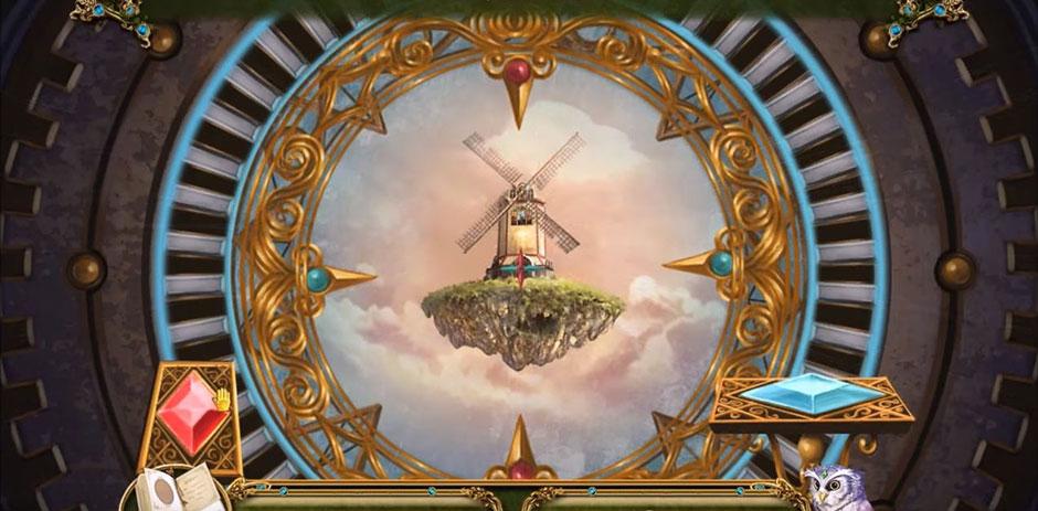 Awakening - The Skyward Castle - Windmill Puzzle Solution