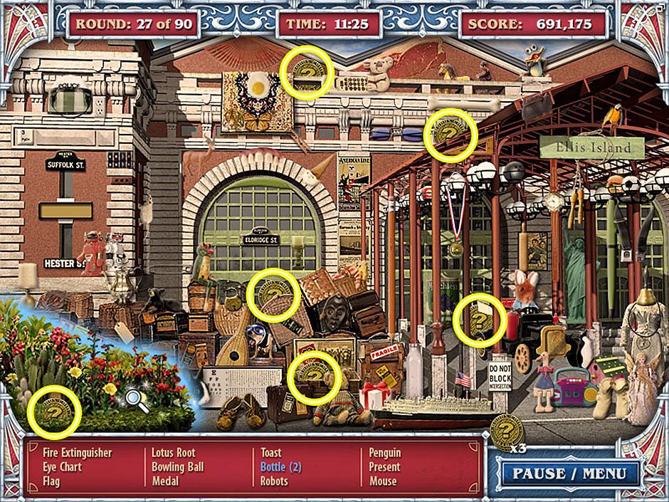 Big City Adventure – New York City – Ellis Island