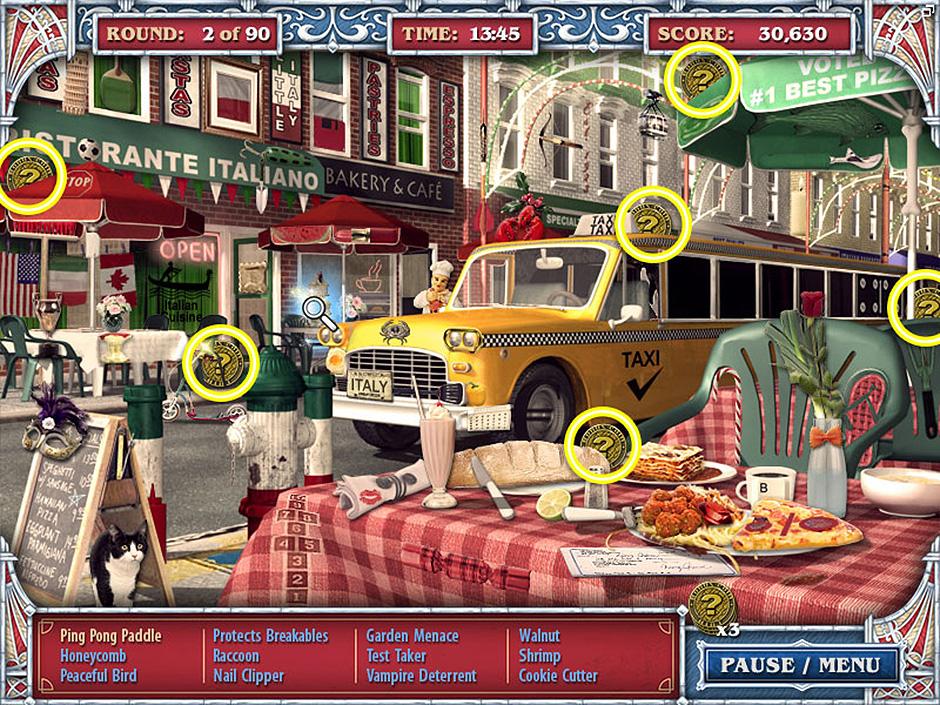 Big City Adventure – New York City – Little Italy
