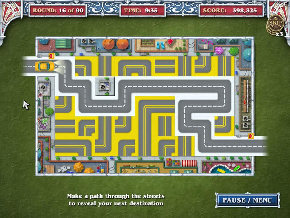 Big City Adventure – New York City – Round 16 Puzzle Solution