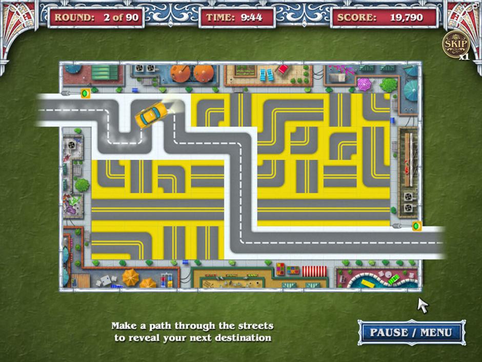 Big City Adventure – New York City – Round 2 Puzzle Solution