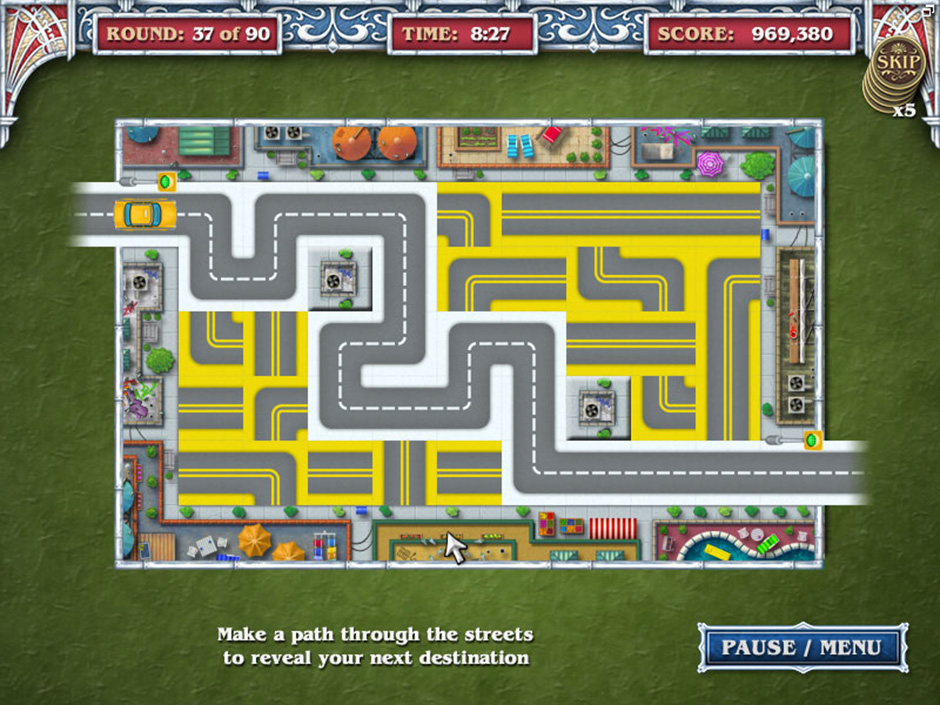 Big City Adventure – New York City – Round 37 Puzzle Solution