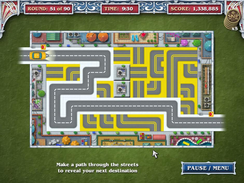 Big City Adventure – New York City – Round 51 Puzzle Solution