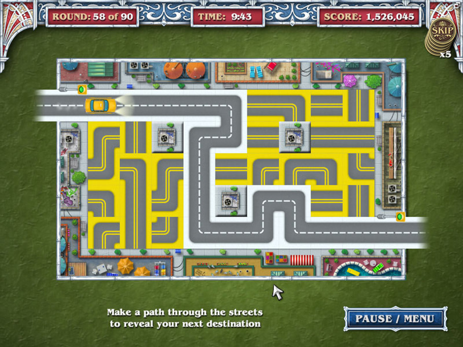 Big City Adventure – New York City – Round 58 Puzzle Solution