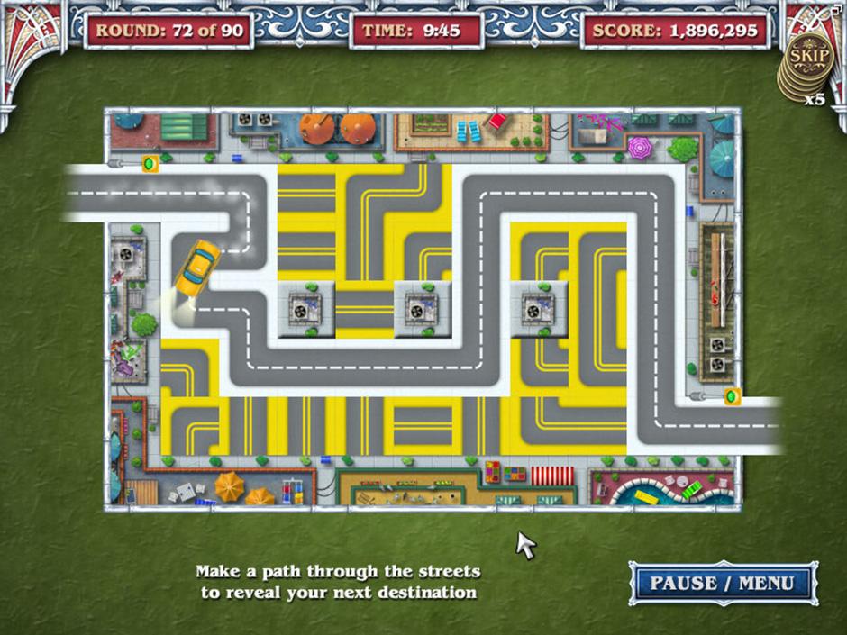 Big City Adventure – New York City – Round 72 Puzzle Solution