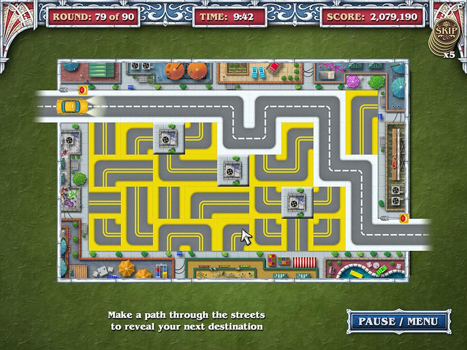 Big City Adventure – New York City – Round 79 Puzzle Solution