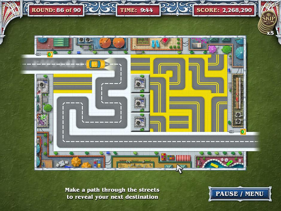Big City Adventure – New York City – Round 86 Puzzle Solution