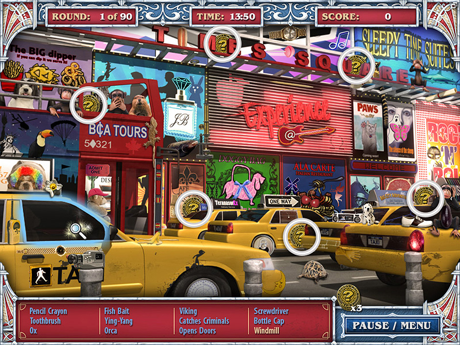 Big City Adventure – New York City – Times Square