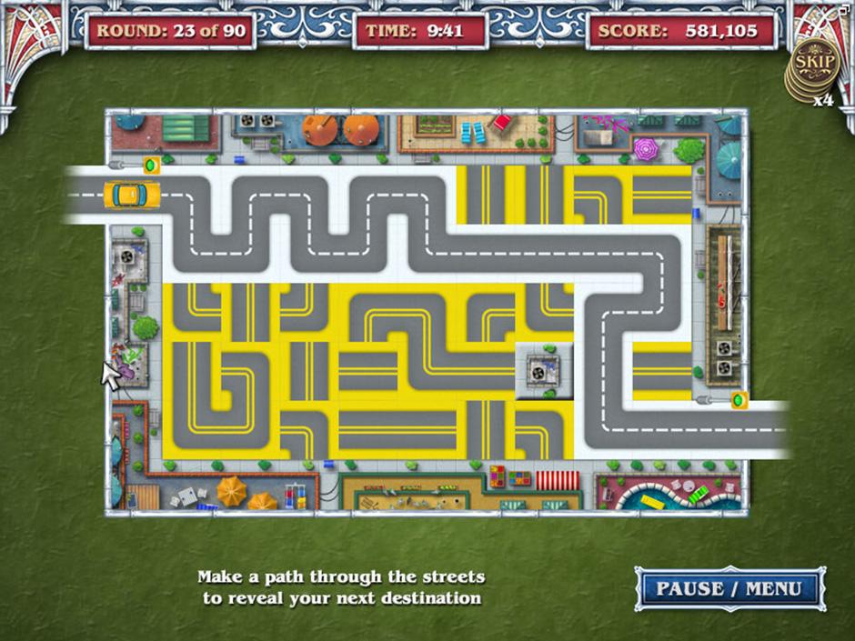 Big City Adventure – New York City – Round 23 Puzzle Solution