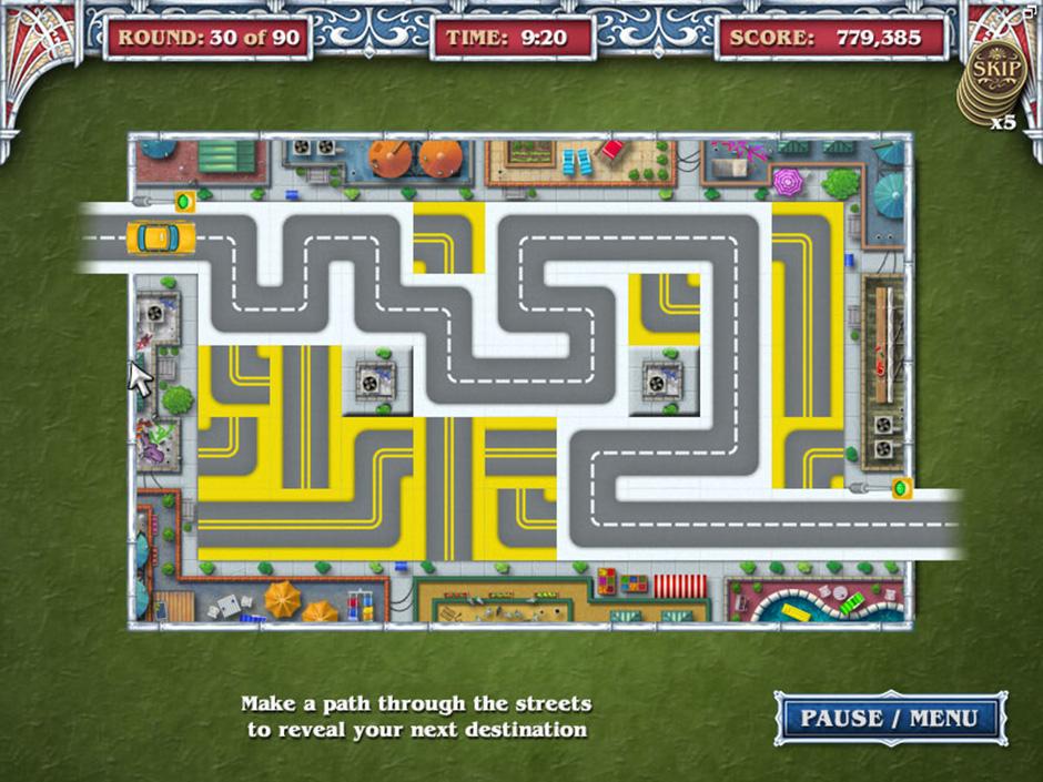 Big City Adventure – New York City – Round 30 Puzzle Solution