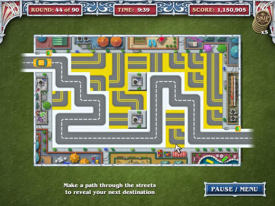Big City Adventure – New York City – Round 44 Puzzle Solution