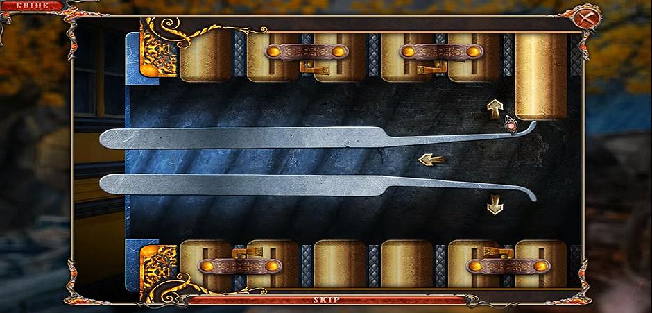 Dark Dimensions - City of Ash - Lock Pick