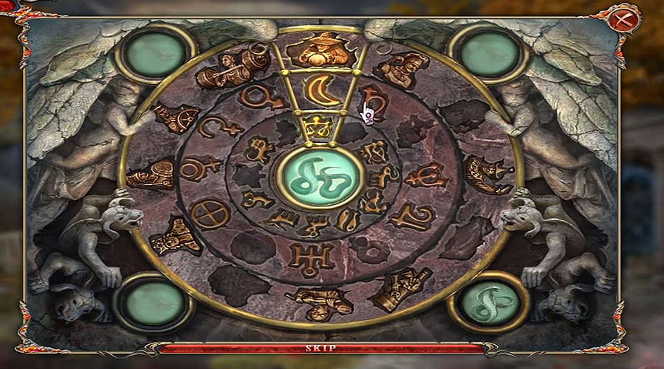 Dark Dimensions - City of Ash - Symbols