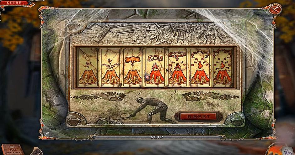 Dark Dimensions - City of Ash - Volcano
