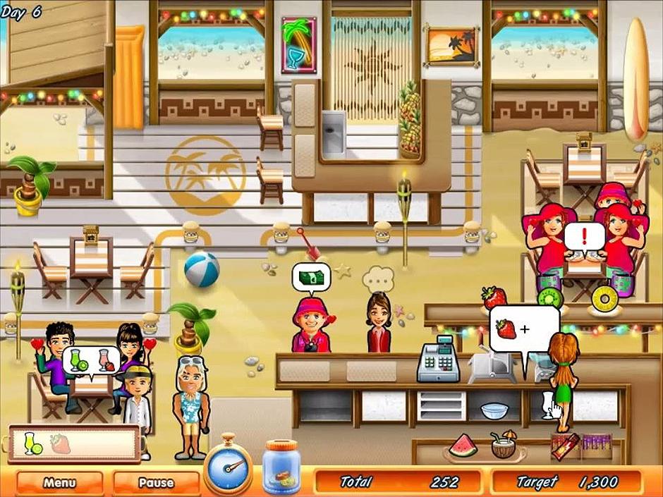 Delicious - Emily's Tea Garden - Customers