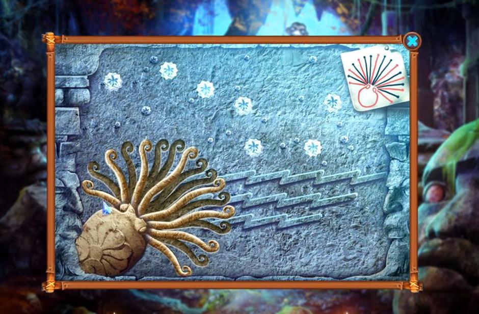 Grim Tales - The Stone Queen - Octopus Puzzle