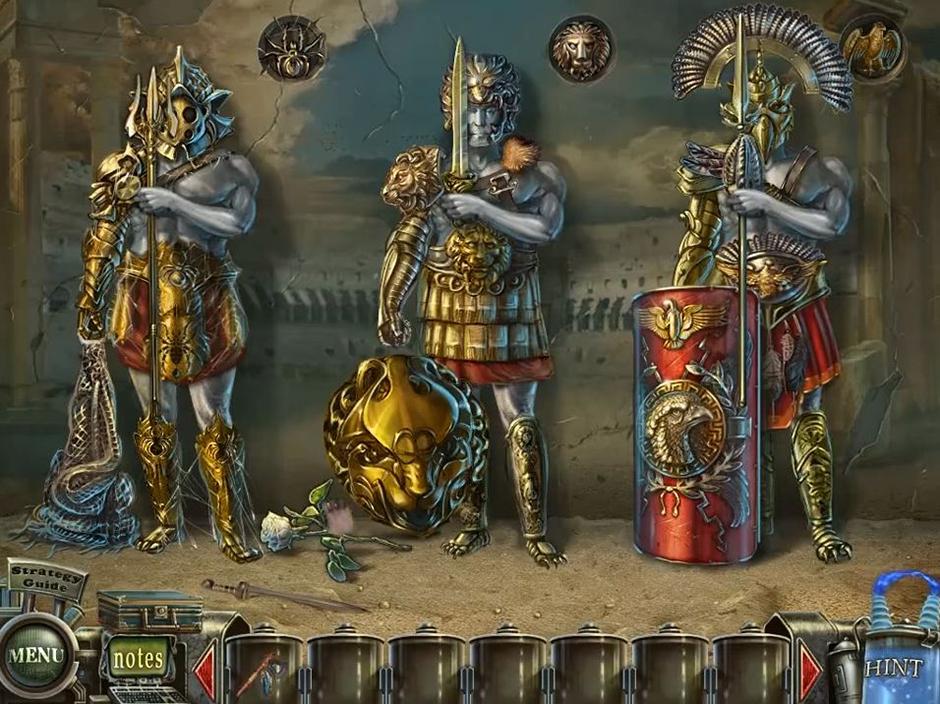 Haunted Halls - Revenge of Doctor Blackmore - Armor