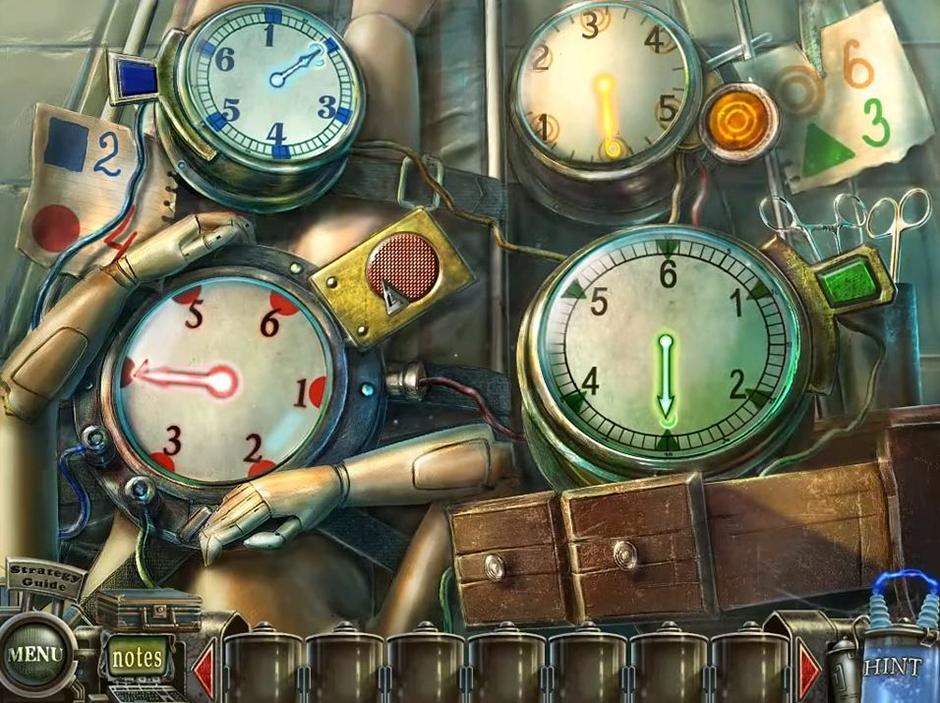 Haunted Halls - Revenge of Doctor Blackmore - Bomb