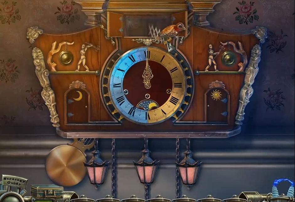 Haunted Halls - Revenge of Doctor Blackmore - Clock