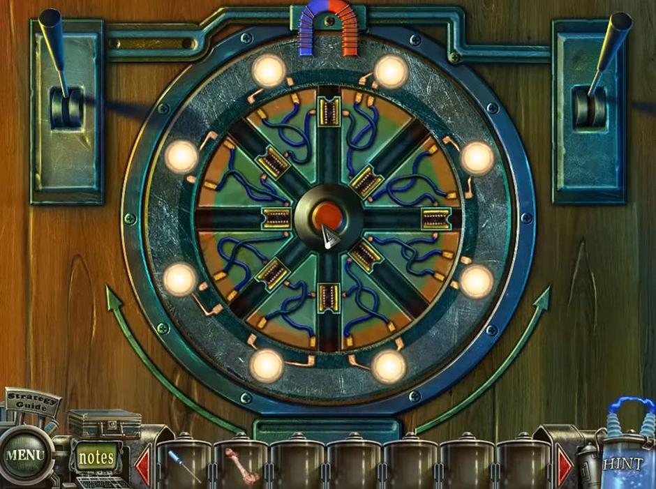 Haunted Halls - Revenge of Doctor Blackmore - Door Puzzle