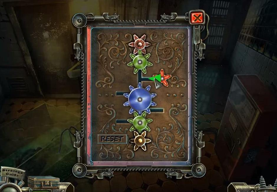 Haunted Halls - Revenge of Doctor Blackmore - Gears