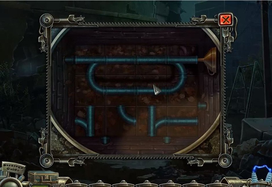 Haunted Halls - Revenge of Doctor Blackmore - Pipes Puzzle Solution