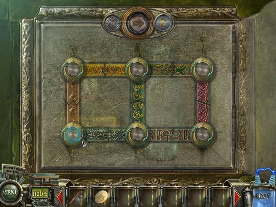 Haunted Halls - Revenge of Doctor Blackmore - Wall Puzzle Solution