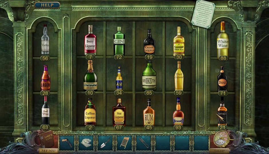 Hidden Mysteries - Return to Titanic - Champagne