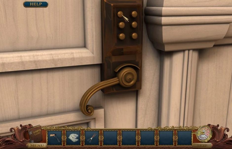 Hidden Mysteries - Return to Titanic - Door Handle & Hidden Mysteries - Return to the Titanic Walkthrough - GameHouse