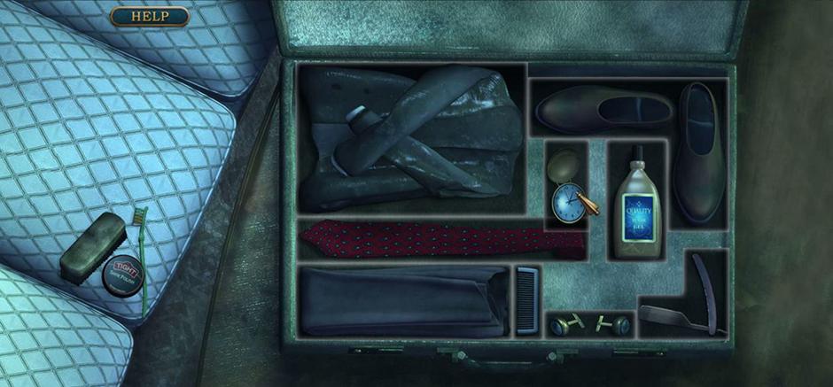 Hidden Mysteries - Return to Titanic - Luggage