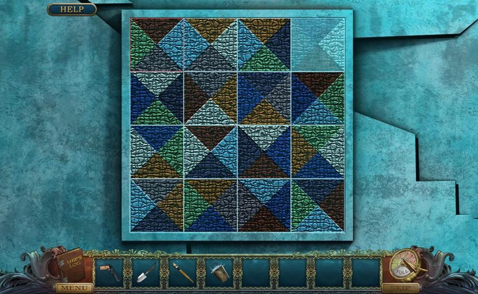 Hidden Mysteries - Return to Titanic - Mosaic Tiles