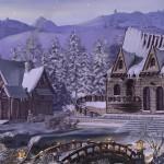 Jewel Match Snowscapes Walkthrough